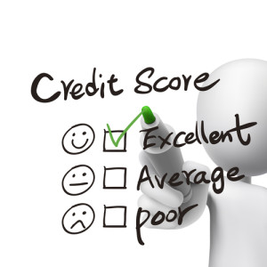 how to buy a home with no credit score